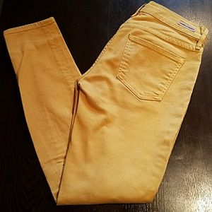 Citizens of Humanity yellow jeans. Sz 29